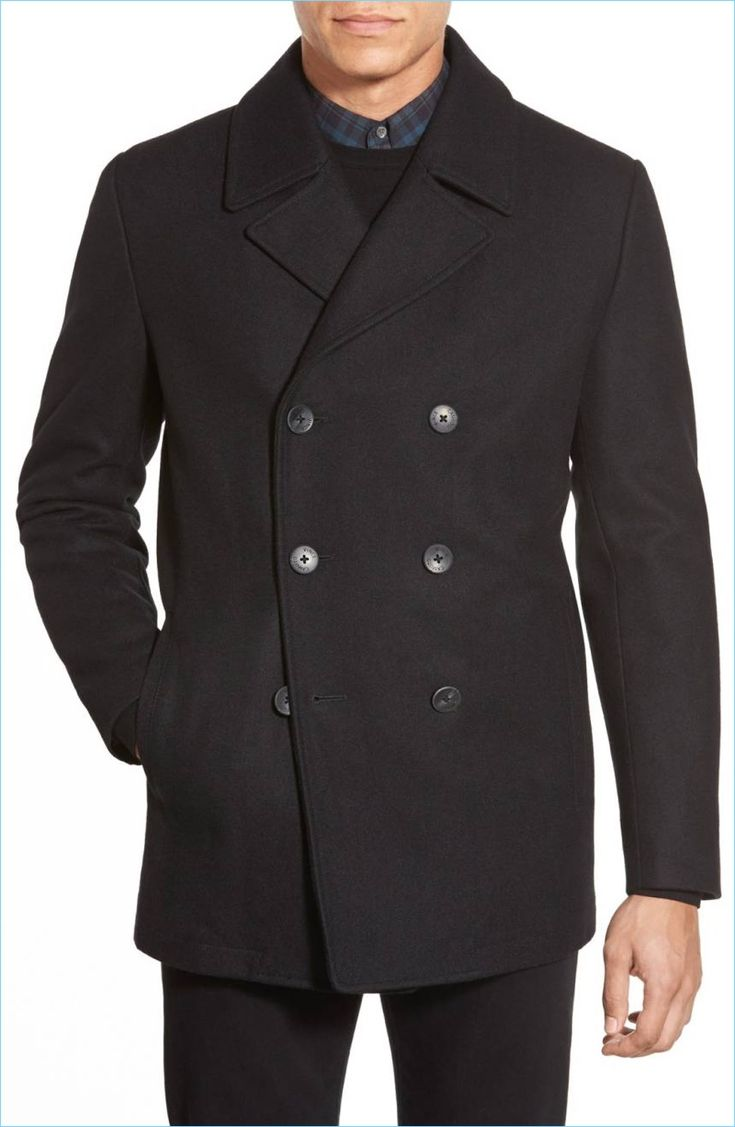 Vince Camuto Classic Peacoat