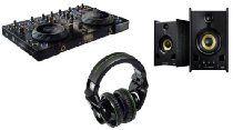 Hercules 4MX Complete DJ Bundle