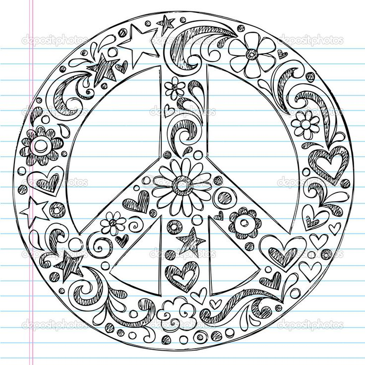 10 best images about pinwheels for peace on pinterest for Peace sign mandala coloring pages