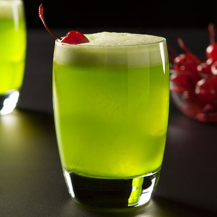 Fresh midori sour recipe recipes beverage and happy hour for Fruity mixed alcoholic drink recipes