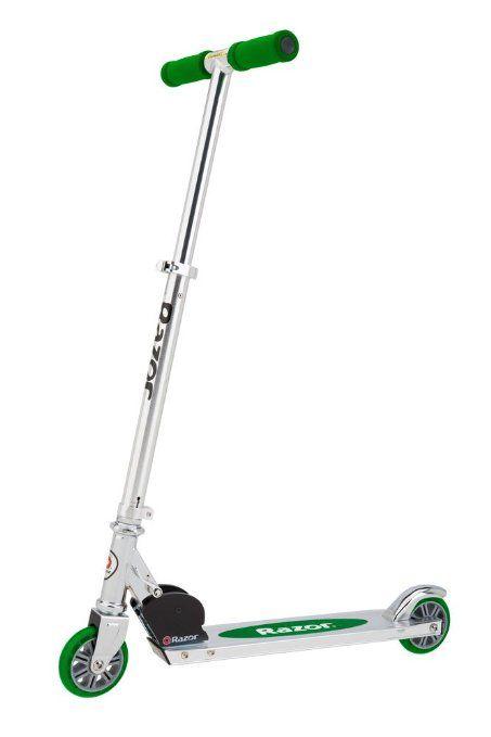 Razor A Kick Scooter (Green)