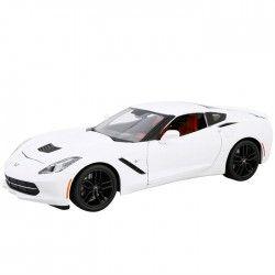 Maisto 2014 Corvette Stingray Z51 S/E 1:24 Model Araba