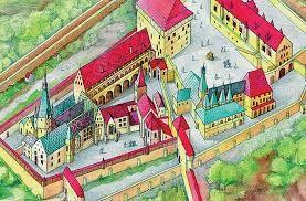 TÖRTÉNELMI KALEIDOSZKÓP...: A budai vár Mátyás király korában / Folytatáshoz k...