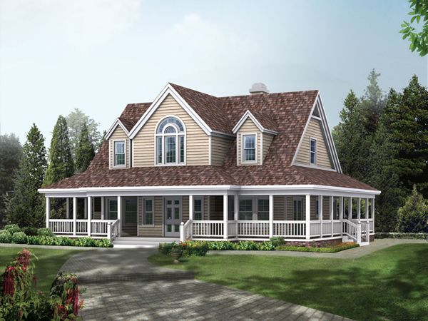 68 best images about house plans on pinterest colonial for Southern home plans with photos