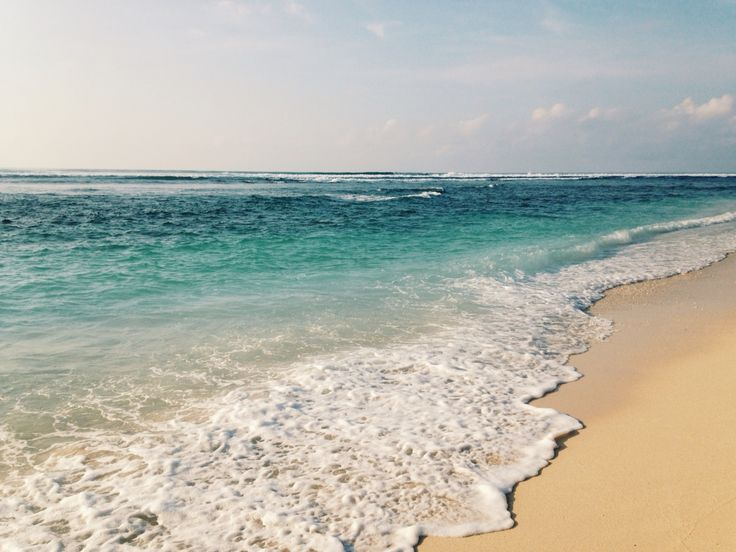 One of beautiful Bali Beach - Green Bowl Beach  #WonderfulIndonesia #Bali #GreenBowlBeach #TravelPhotography #Beach