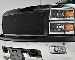 07-13 Chevy Silverado 1500 Front LED Winch Bumper