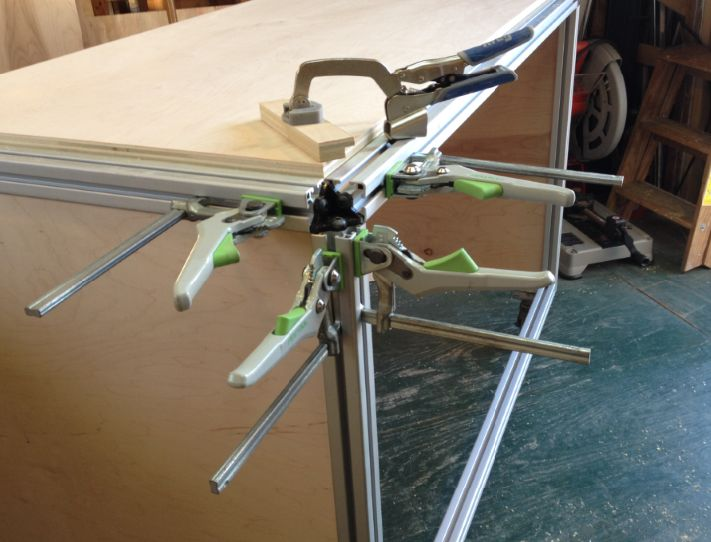 1000 images about festool mft on pinterest homemade for Bench tool system