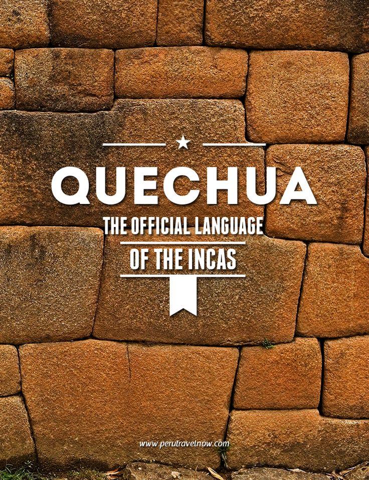inca language quechua - photo #47