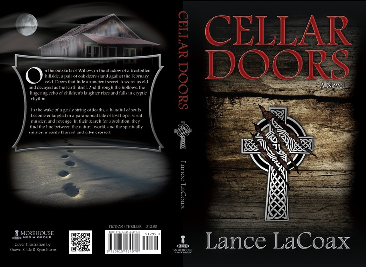 The final book cover. Shawn and Ryan did a great job capturing the mood and mystery of the story.
