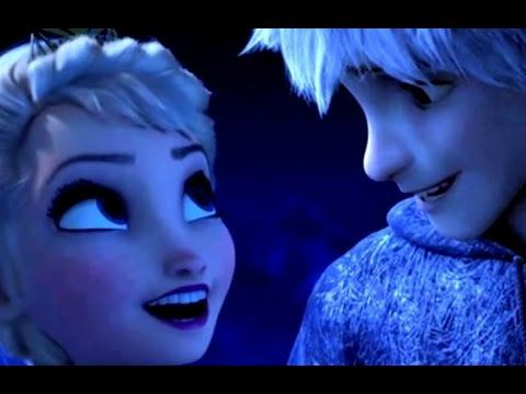 Jack And Elsa -A Thousand Years (Frozen)