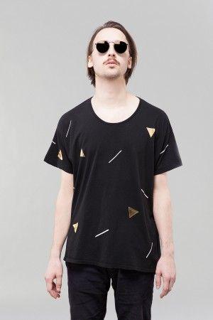 KANNDINGSKY Unisex Shirt Black  39 EUR