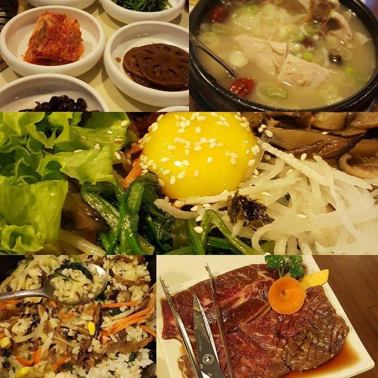Korean BBQ for dinner   #korean #food #tourist #Singapore #tourism #travelblogger #foodblogger #koreanbbq #honeymoon #foodpic #foodie #delicious #martialartist #rice #blogger_lu #yogadudes #fitnesslifestyle #bibimbap #beef #manbunlifestyle #gearlife #gearllc #orchadroad #bjjlifestyle #travel #holidays #asia