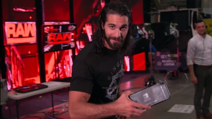 Seth Rollins Confirms WWE 2K18 Is Coming To Nintendo Switch