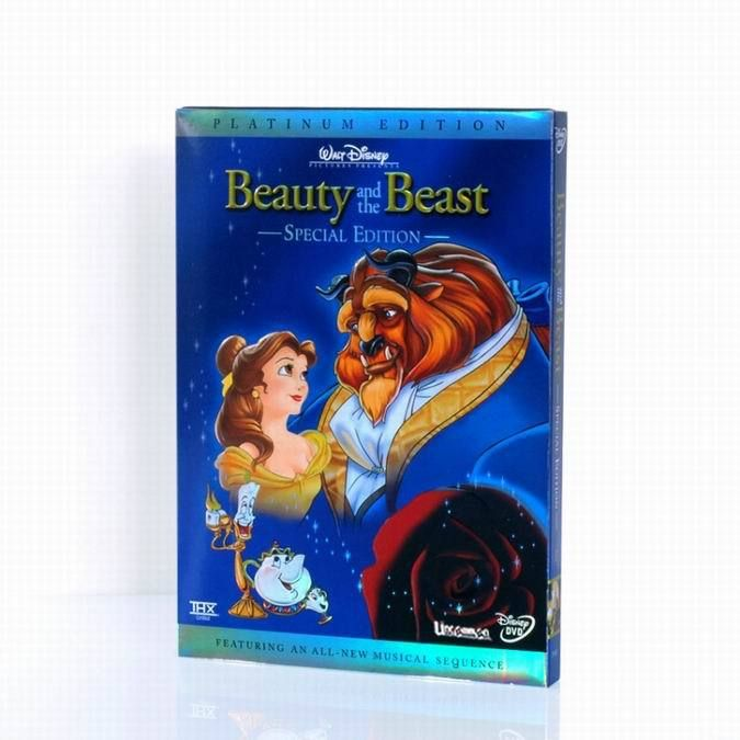 Beauty and the Beast Old version Disney DVD,Wholesale disney DVD,Disney DVD,Disney Movies,Disney  DVD Movies,wholesale disney movies,order disney dvd,buy disney dvd,hot selling disney dvd,cheap disney dvd,popular disney dvd,kids disney dvd,child disney dvd,baby disney,animation disney dvd,walt disney dvd,$2.8-3.8/set,free shipping (5-7days delivery),accept PAYPAL.
