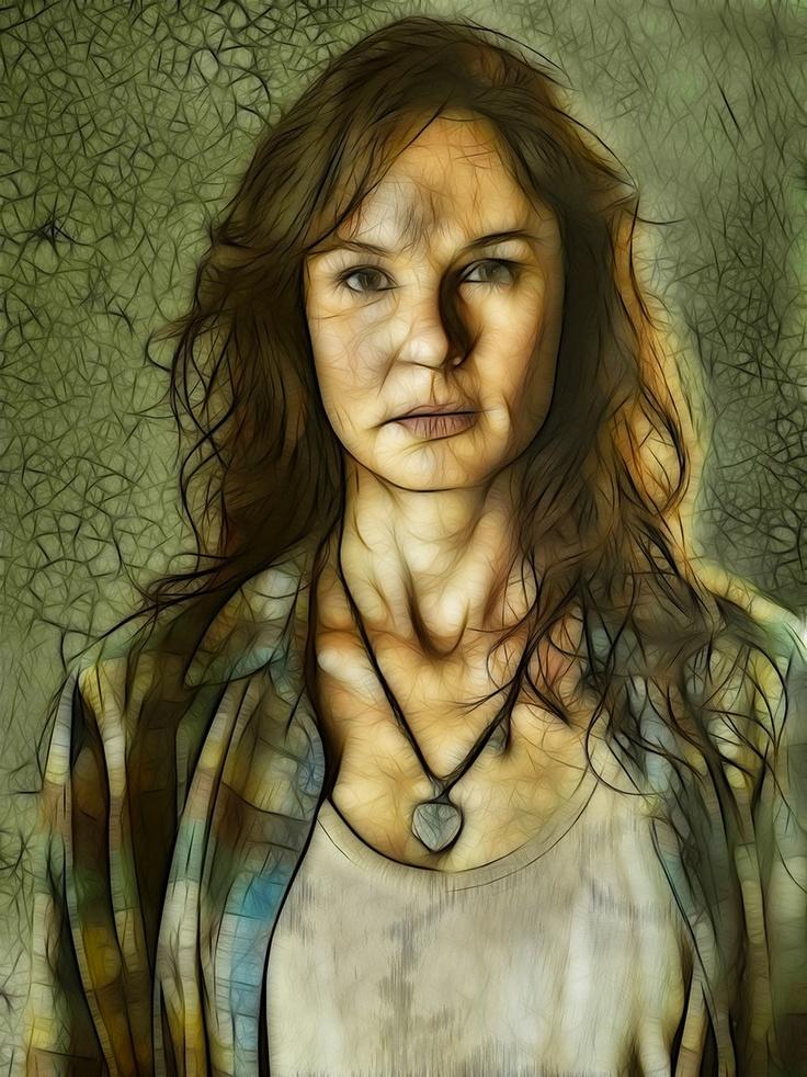 Lori - The Walking Dead - Roy Pyper