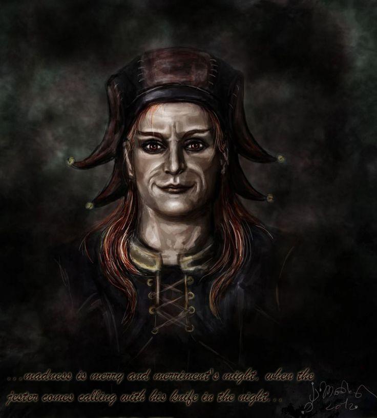 Jester Cicero by Michalesa