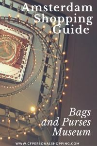 Amsterdam Shopping Guide - The Bags and Purses Museum