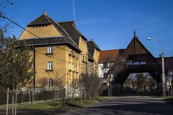 Wekerletelep, a Koós Károly tér idén 100 éves házai