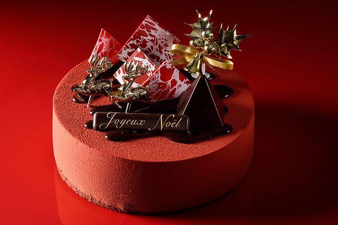 ベルギー王室御用達チョコレート「ヴィタメール」の2016年クリスマスケーキ、夜に煌く星をテーマに | ニュース - ファッションプレス