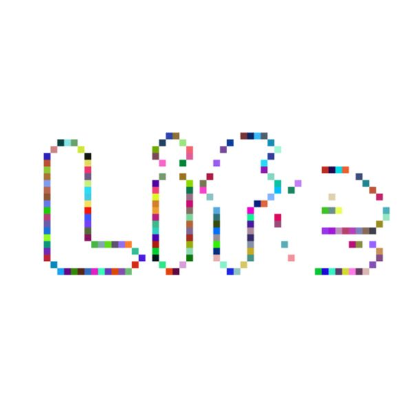 Create a unique version of Conway's game of life based on your name.
