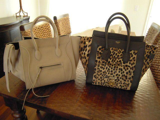 CELINE \u0026quot;PHANTOM\u0026quot; LUGGAGE | ¡ïfashiontalkrap?¡ï | Delish Bags Shoes ...