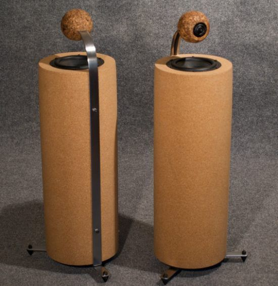 Designed With A Focus On Sustainability And Contemporary Home Décor, The  Mayfield Acoustics Model 1 Loudspeakers Enjoy A Hybrid Direct And  Omnidirectional ...