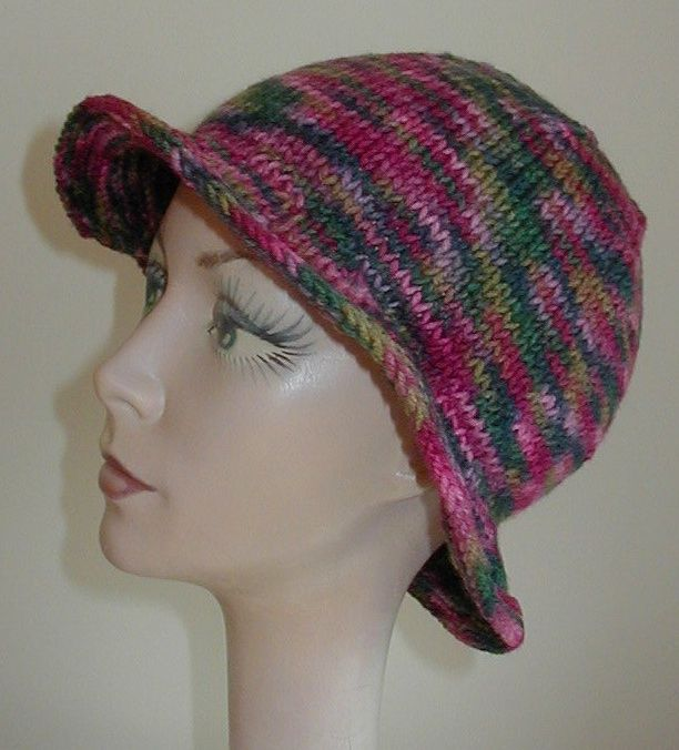 Adult Knit Hat Pattern : 1000+ images about Knitted hats for adults on Pinterest Brooke dorsay,...