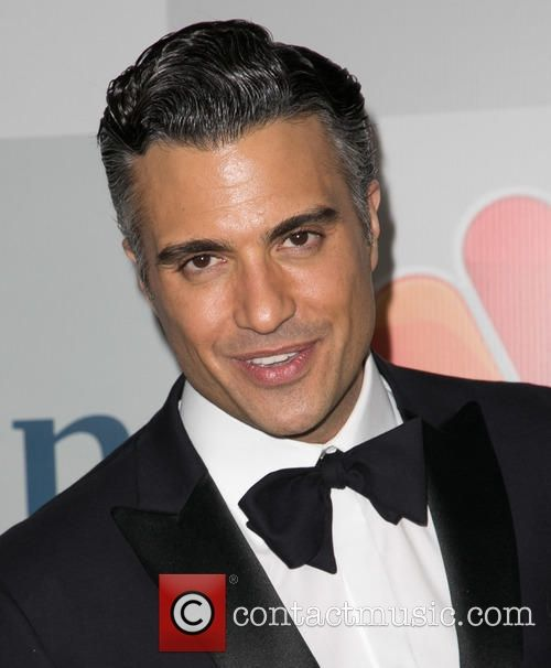 Picture - Jaime Camil at The Beverly Hilton Hotel in Beverly Hills Golden Globes Beverly Hilton Hotel Los Angeles California United States, Monday 12th January 2015 | Photo 4531166 | Contactmusic.com