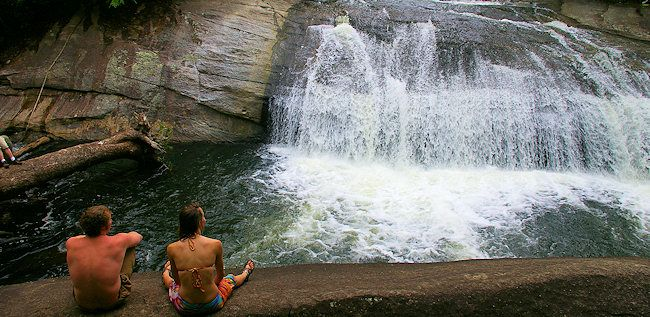 These 20 Breathtaking Waterfalls Are Hiding In North Carolina...guess I'll be partaking in this!!