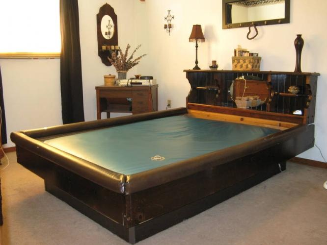 Waterbed I Had One Of These Until A Few Years Ago