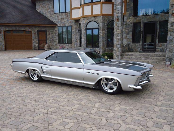 1963-1965 Buick Riviera GS - Google Search