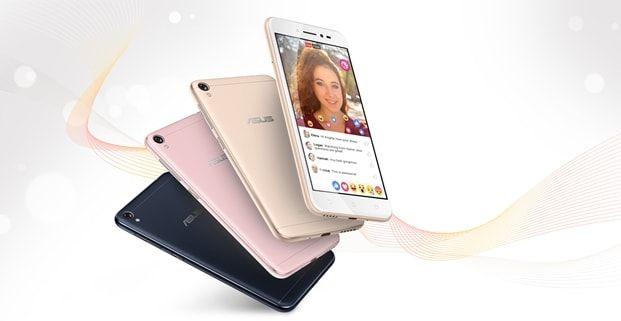 ASUS Zenfone Live este smartphone-ul creat special pentru cei pasionați de live-streaming și selfie-uri