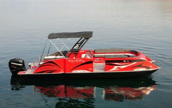 Caravelle Razor Pontoon Motor Boating Pinterest Boating