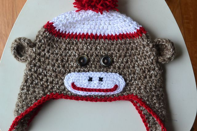 This is cute.. too bad I don't know how to crochet.. although those of you guys that do.. here's the pattern!!