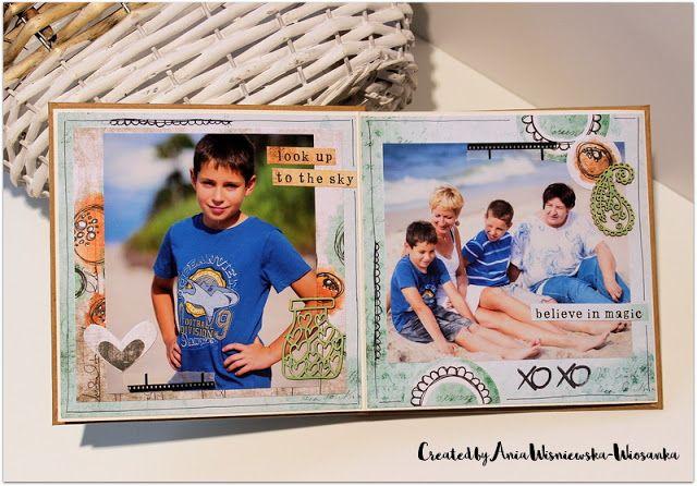 Collect memories - mini album