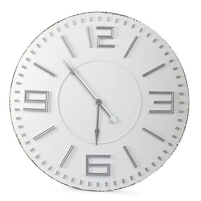 Une horloge que j'aimerai pour ma déco
