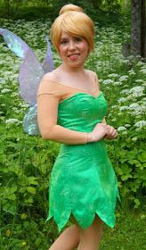 I am going to show you step by step how to make a Tinkerbell adult cosplay dress. I hope this tutorial is of use - if you used it, please do...