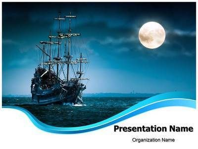pirate ship sails template - 112 best images about nature powerpoint templates on