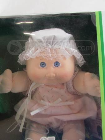 preemie! I had one like this, loved it!! little did i know i only got the bald one so my mum could take a mold of it..lol