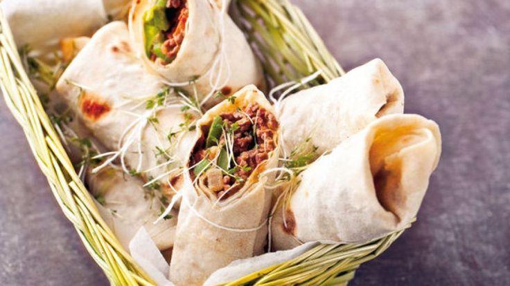 Mexické tortily | Recepty.sk