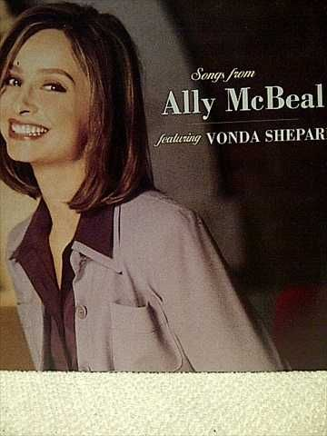 pictures song from ally mcbeal featuring vonda shepard cd | Other Music CDs - Ally McBeal : Songs from : Featuring ...