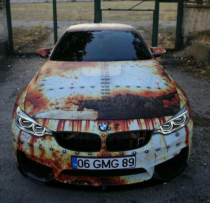 32 Best Rusted Cars Wrap Images On Pinterest