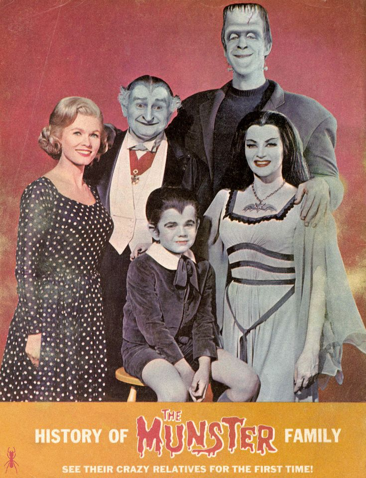 Familie Munster