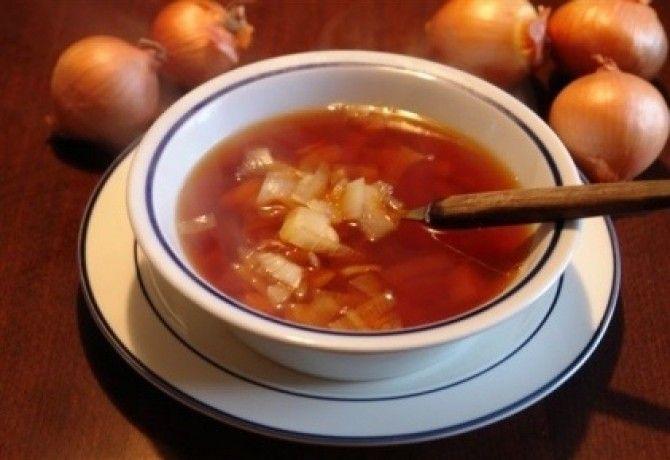 Karamellás hagymatea - köhögés ellen recept