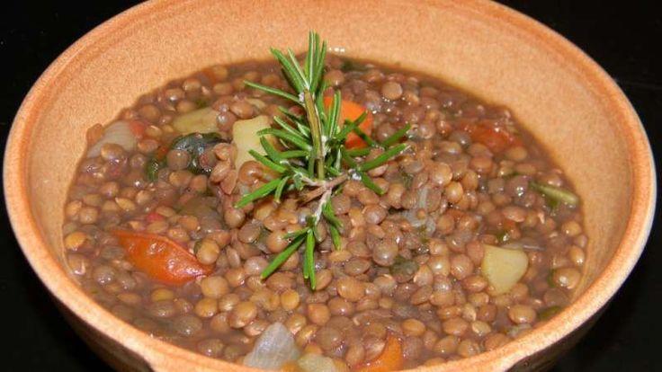 Come preparare Zuppa di lenticchie col Bimby della Vorwerk, impara a preparare deliziosi piatti con le nostre ricette bimby
