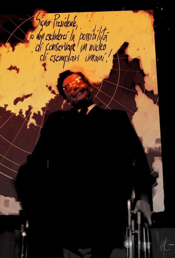 Doctor insólito.. Kubrick