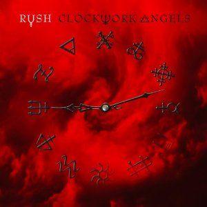Clockwork Angels by Rush 2012 summer listening