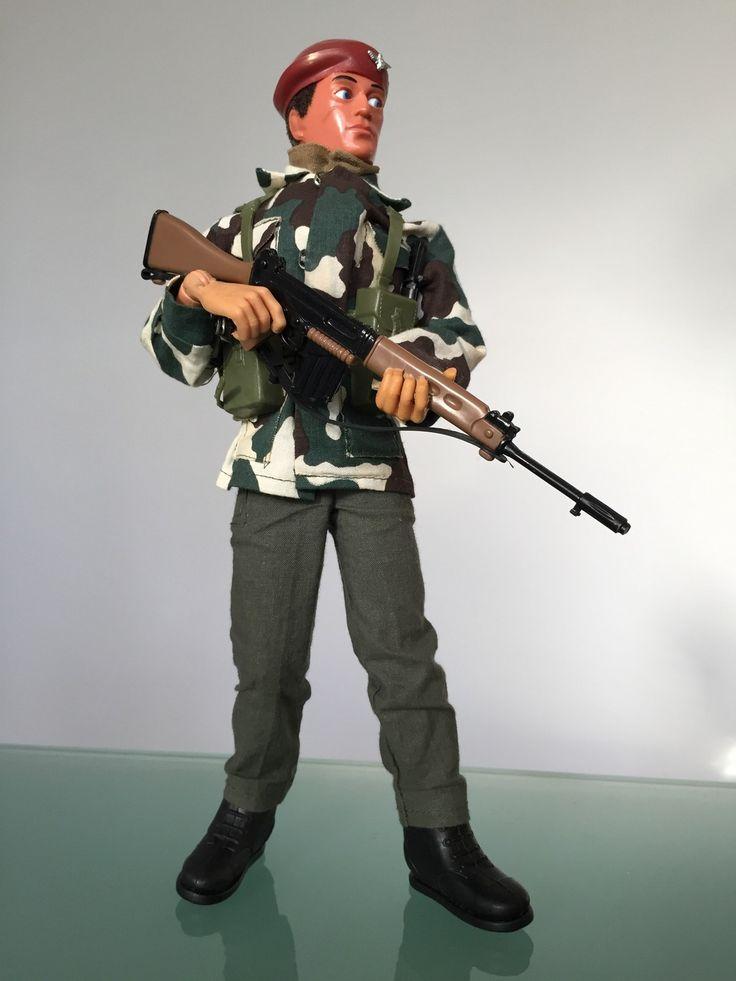 The Unofficial Action Man HQ Forum - c.1983 Parachute Regiment
