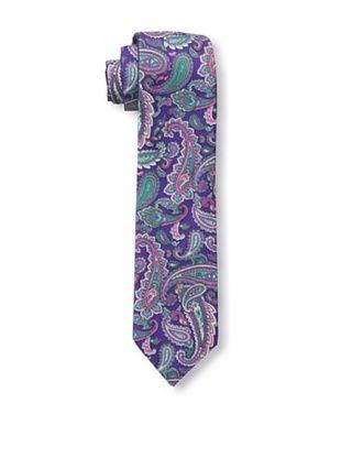 35% OFF Cotton Treats Men's Duncan Reversible Neck Tie, Pink/Purple