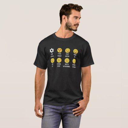 I Love Soccer Emojis Emoticons Funny Graphic T-Shi T-Shirt - love gifts cyo personalize diy